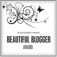 Beautifull blogger award