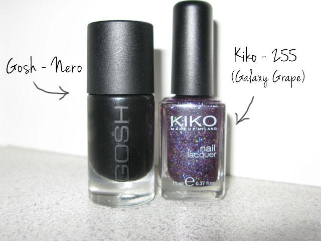 Nery by Gosh and 255 by Kiko