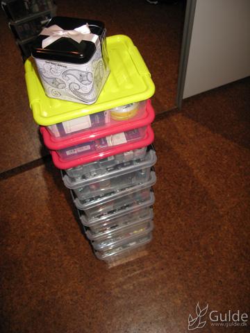 Organisering - Neglelak