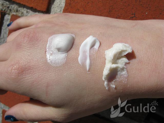 Hvad er forskellen på body lotion, body cream og body butter?