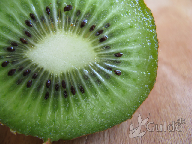 Kiwi fruit - yummi and helthy snack
