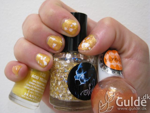 Guldfiske negle