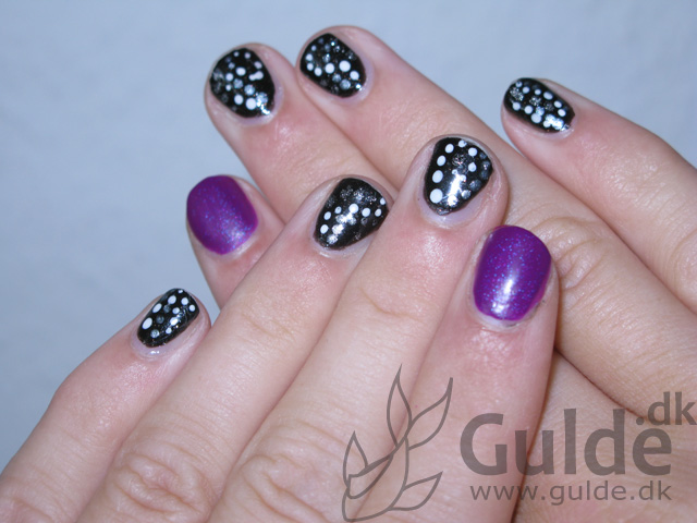Nail Design Update - Add a Flying Dragon
