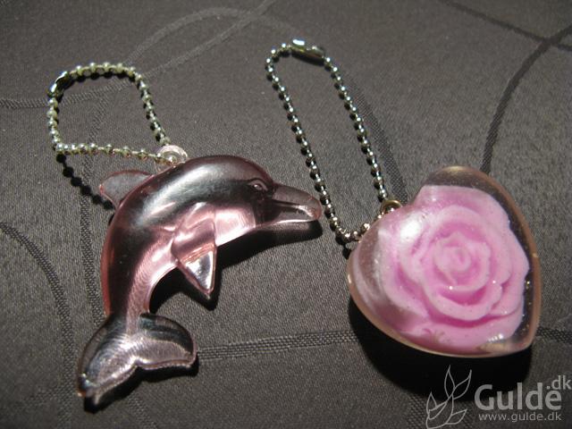 Delfinen og rosen - Små sourvenirs fra min fortid