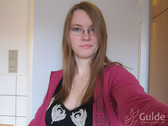 Mit nye hår i foto