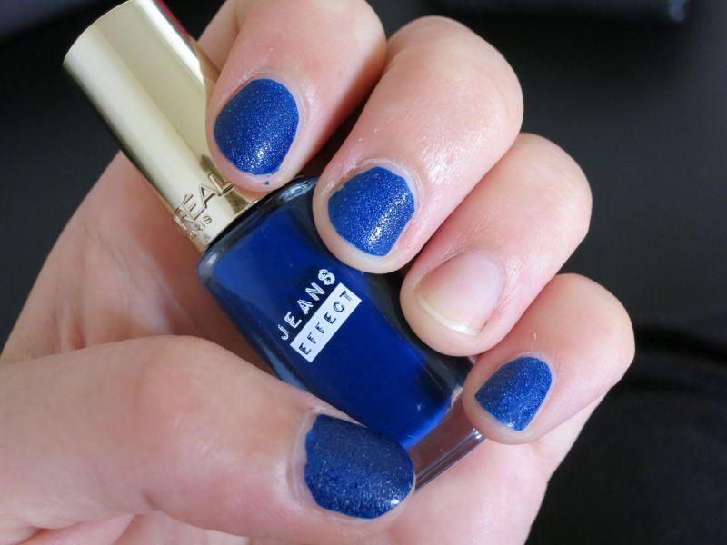 Nails like jeans