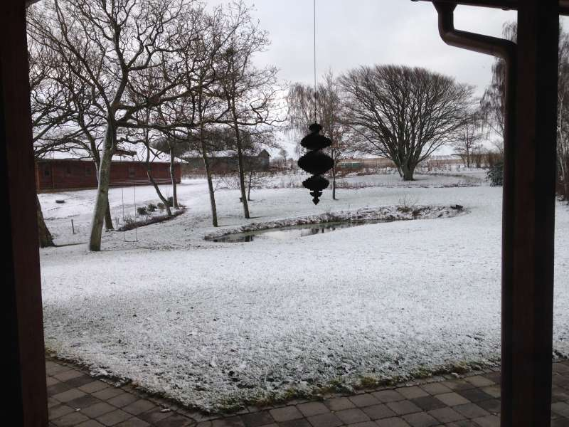 Endnu mere sne