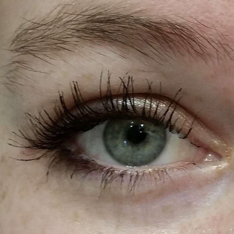 Me and mascara