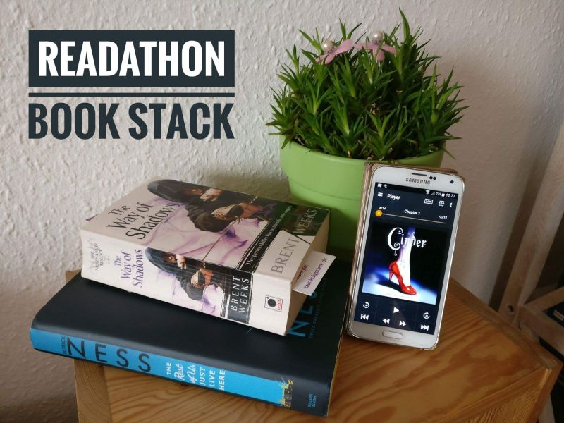 The Stack - Readathon