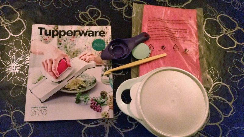 Tupperware, round 2