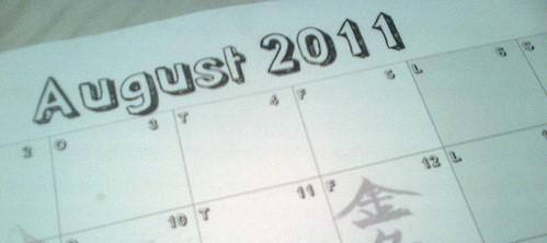 Projekt print-selv kalender
