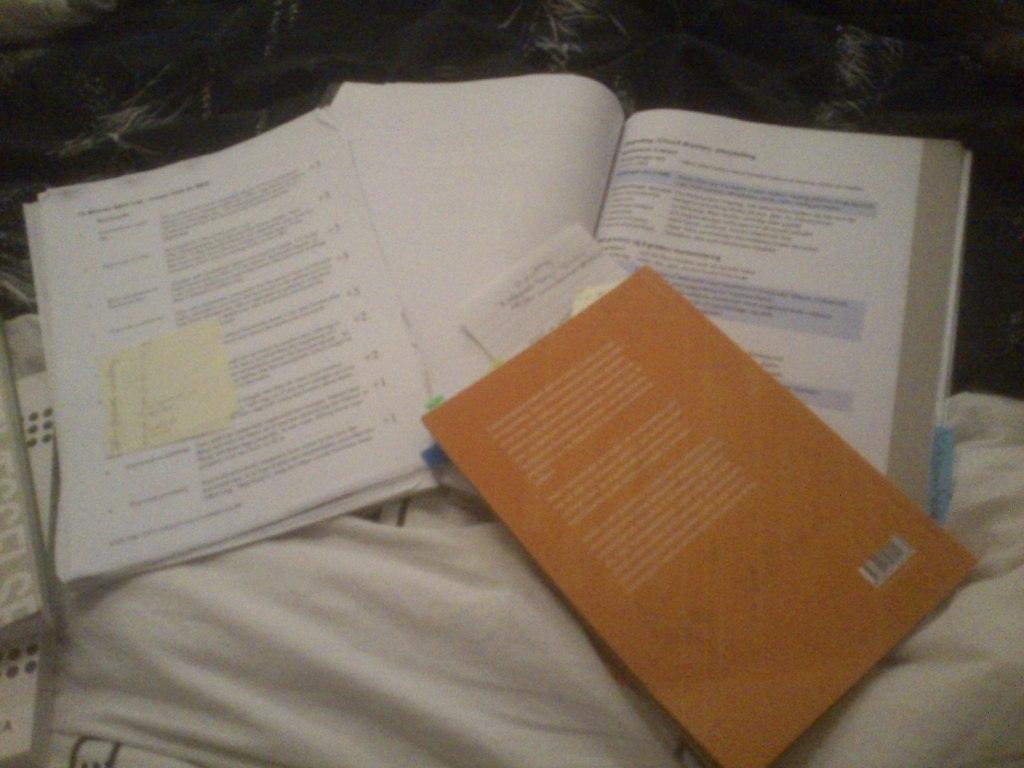 Lektielæsning efter gæster