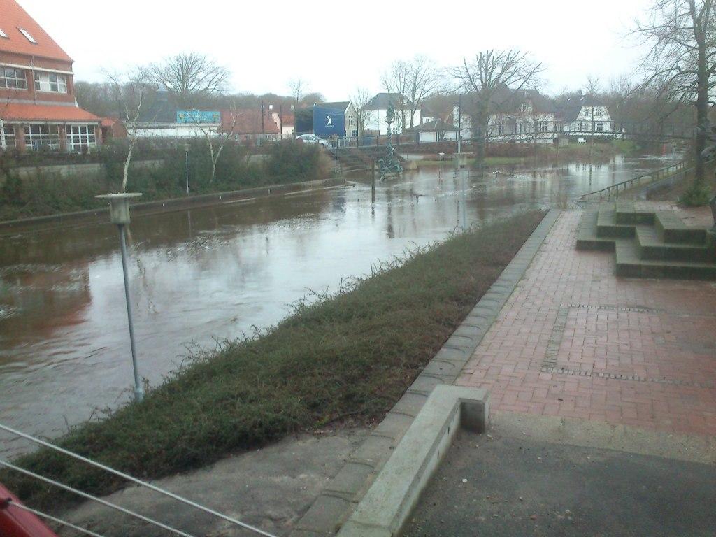 Oversvømmet?