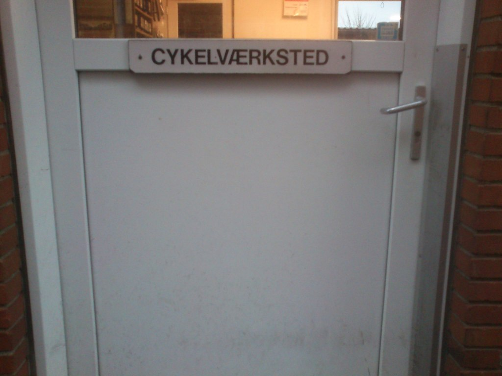 Cykelværksted