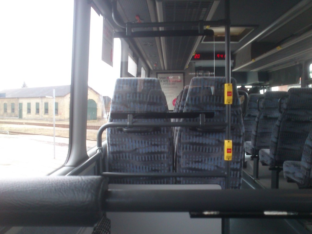 Nå bus? Ikke tog?