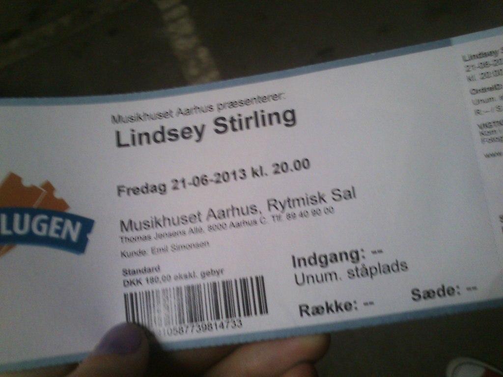 Lindsey Stirling koncert