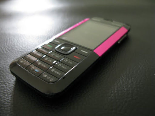 GizBlogFotoChallenge dag 18 - Phone