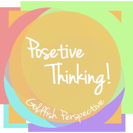 Positiv tænking i guldfiske perspektiv - Lykke er en tilstand man vælger