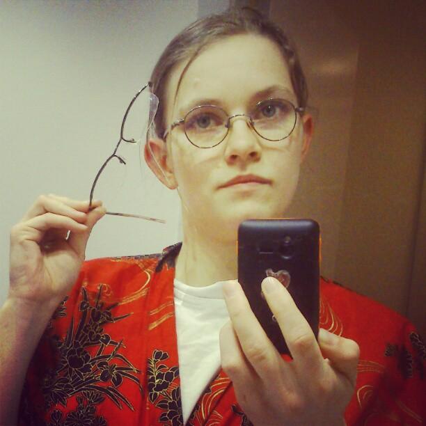 Gamle briller - dem savner jeg ikke