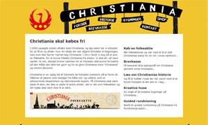 Christiania redesign